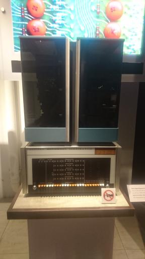 The first commercially successful minicomputer, DEC sold over 10,000 machines of its over dozen variations of the PDP-8.